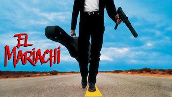 Netflix box art for El Mariachi