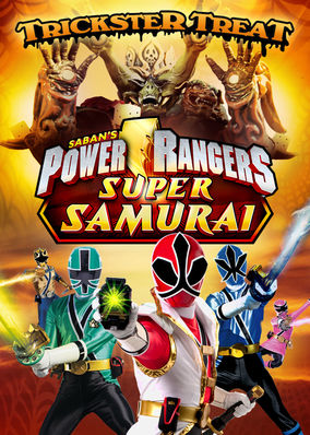 Power Rangers Super Samurai: Trickster...