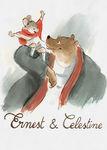 Ernest et Célestine | filmes-netflix.blogspot.com