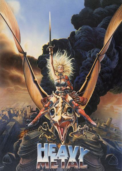 Heavy Metal Netflix MX (Mexico)
