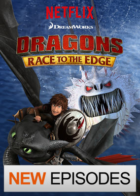 Dragons: Race to the Edge - Season 2
