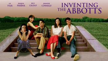 Netflix box art for Inventing the Abbotts