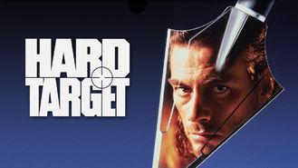 Netflix box art for Hard Target