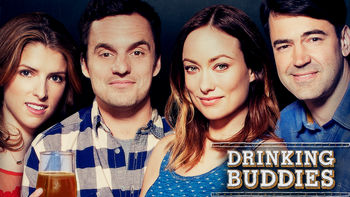 Netflix box art for Drinking Buddies