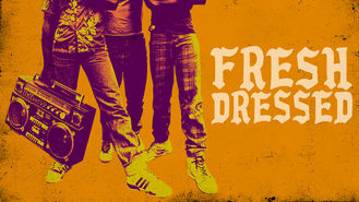 Netflix Box Art for Fresh Dressed