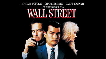 Netflix box art for Wall Street