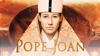 Netflix box art for Pope Joan