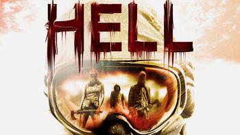Netflix box art for Hell
