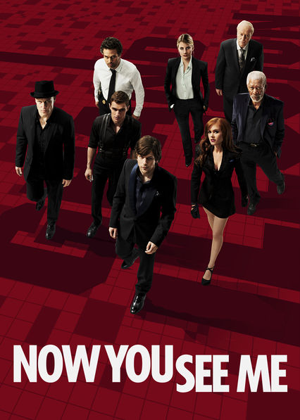 Now You See Me Netflix BR (Brazil)