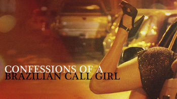 Netflix box art for Confessions of a Brazilian Call Girl