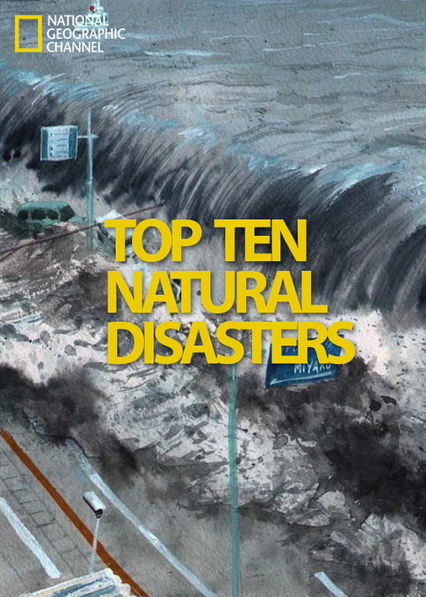 Top Ten Natural Disasters Netflix BR (Brazil)