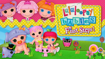 Netflix Box Art for Lalaloopsy Babies: First Steps