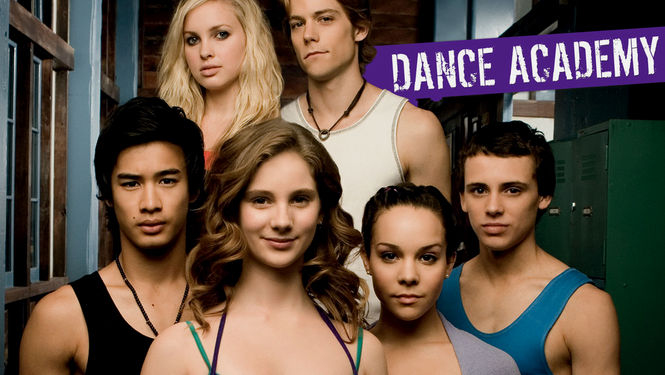 Netflix Box Art for Dance Academy - Series 3