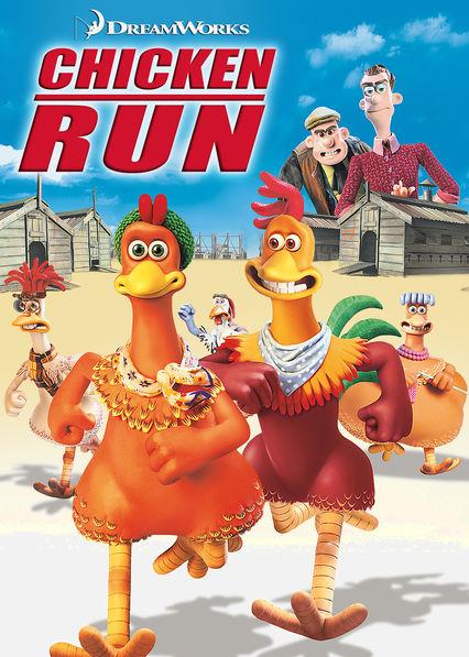 Chicken Run Netflix BR (Brazil)