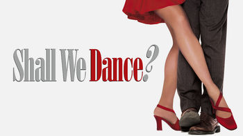 Netflix box art for Shall We Dance?
