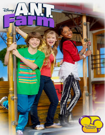 A.N.T. Farm: Season 1: Slumber Party ANTics