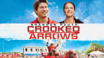 Netflix box art for Crooked Arrows