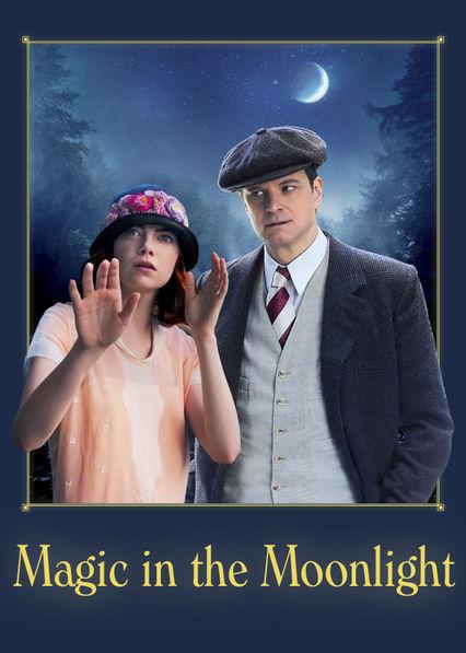Magic in the Moonlight Netflix BR (Brazil)