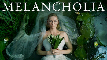 Netflix box art for Melancholia