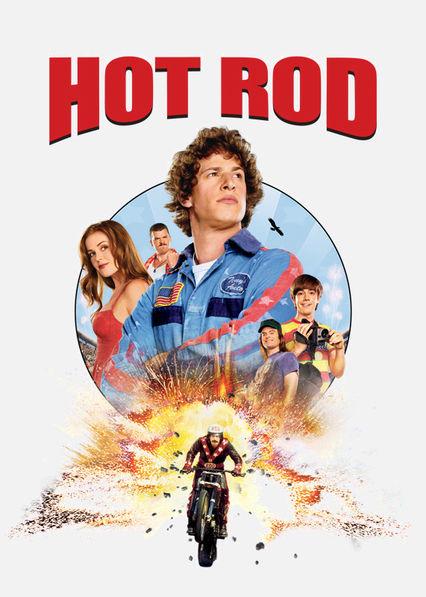 Hot Rod Netflix MY (Malaysia)