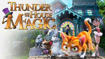 Netflix Box Art for House Of Magic, The
