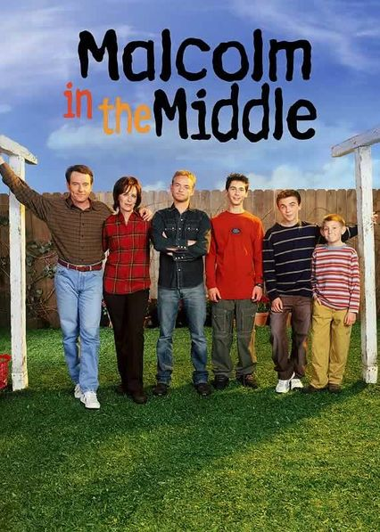 Malcolm in the Middle Netflix PR (Puerto Rico)