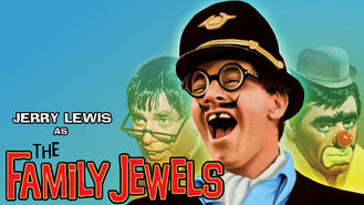 Netflix box art for The Family Jewels