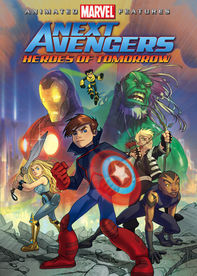 Next Avengers: Heroes of Tomorrow Netflix BR (Brazil)