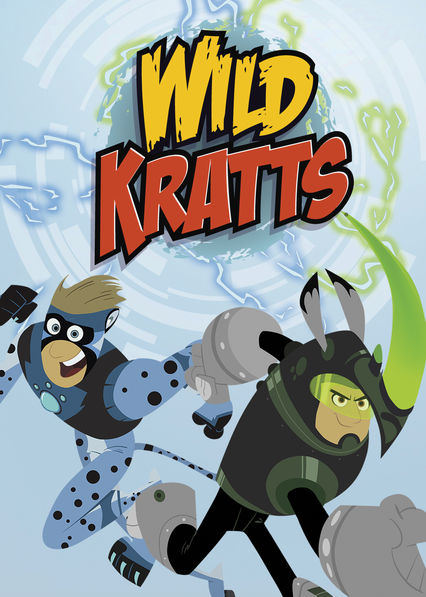 Wild Kratts Netflix DO (Dominican Republic)