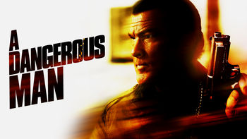 Netflix box art for A Dangerous Man