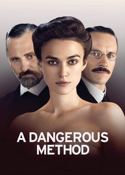 A Dangerous Method Netflix BR (Brazil)