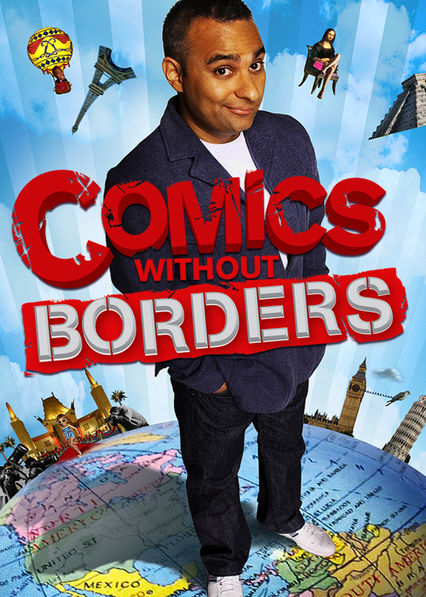 Comics Without Borders Netflix MY (Malaysia)