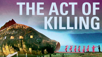 Netflix box art for The Act of Killing: Theatrical Cut