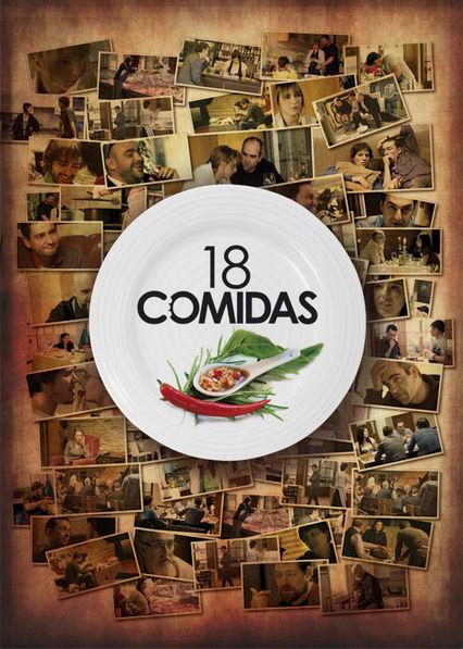 18 Comidas Netflix ES (España)