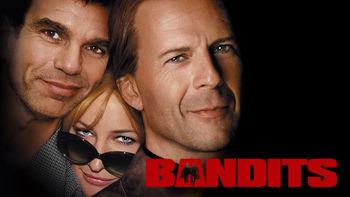 Netflix box art for Bandits