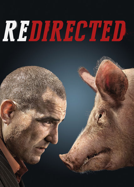 Redirected Netflix UK (United Kingdom)