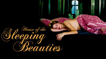Netflix box art for House of the Sleeping Beauties