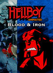 Hellboy: Animated: Blood & Iron Poster