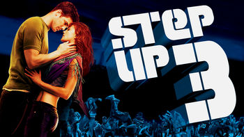 Netflix box art for Step Up 3