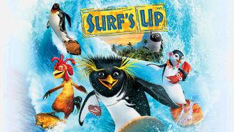 Netflix box art for Surf's Up