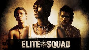 Netflix box art for Elite Squad