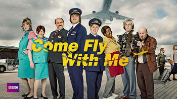 Netflix box art for Come Fly With Me - Season 1