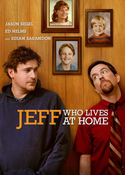 Jeff, Who Lives at Home Netflix TW (Taiwan)