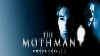 Netflix box art for The Mothman Prophecies