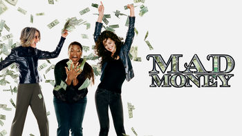 Netflix box art for Mad Money