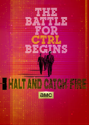 Box art for Halt and Catch Fire