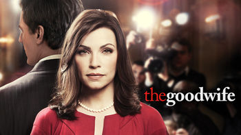 Netflix box art for The Good Wife - Season 1