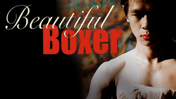 Netflix box art for Beautiful Boxer