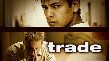 Netflix box art for Trade