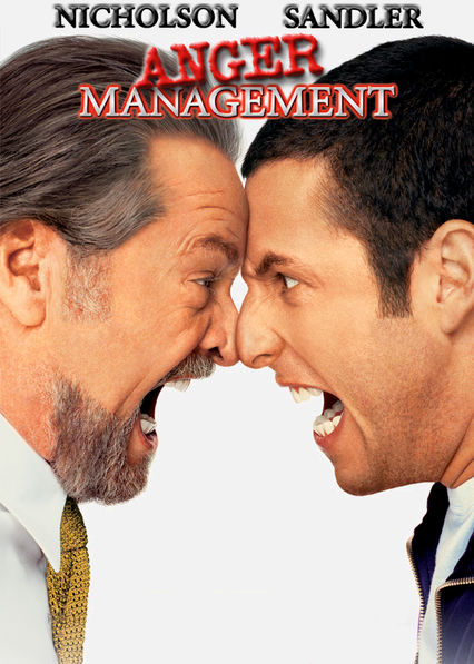 Anger Management Netflix AR (Argentina)